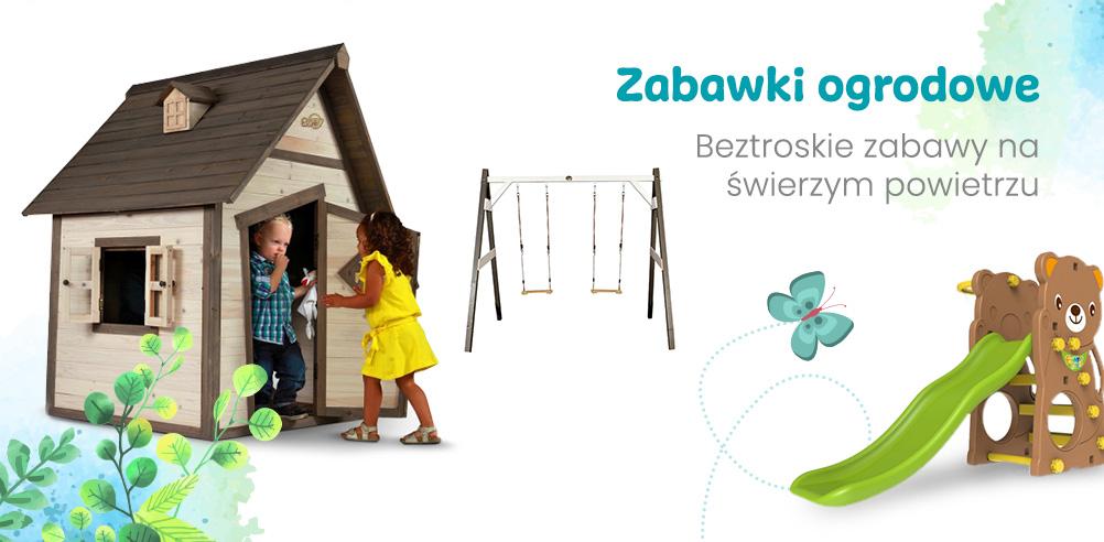 Inlea - Zabawki ogrodowe