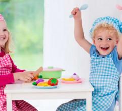 Jaką kuchnię wybrać dla dzieci na prezent na Święta?