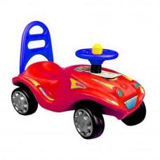 Inlea4Fun Mini Mobile odrážadlo pre deti - Czerwony Preview
