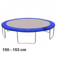 Osłona sprężyn do Trampoliny 150 cm (5ft) niebieska Preview