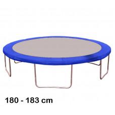 Osłona sprężyn do Trampoliny 180 cm (6 ft) niebieska Preview