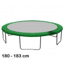 Osłona sprężyn do Trampoliny 180 cm (6ft) zielona Preview