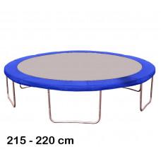 Osłona sprężyn do Trampoliny 220 cm (7ft) niebieska Preview