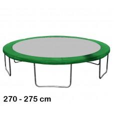 Osłona sprężyn do Trampoliny 275 cm (9ft) zielona Preview