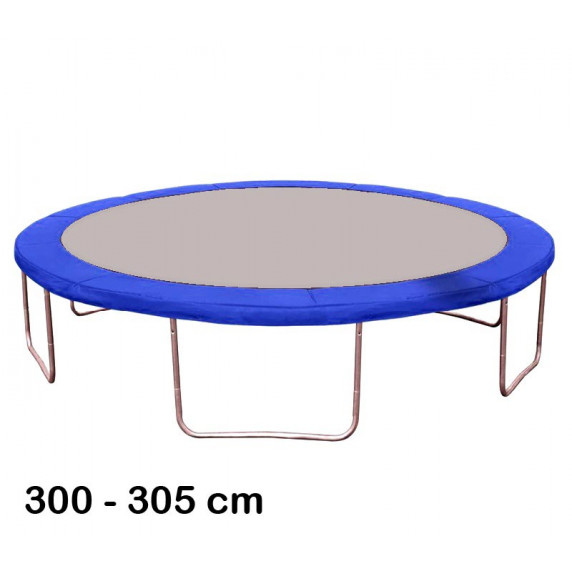 Osłona sprężyn do Trampoliny 305 cm (10ft) niebieska