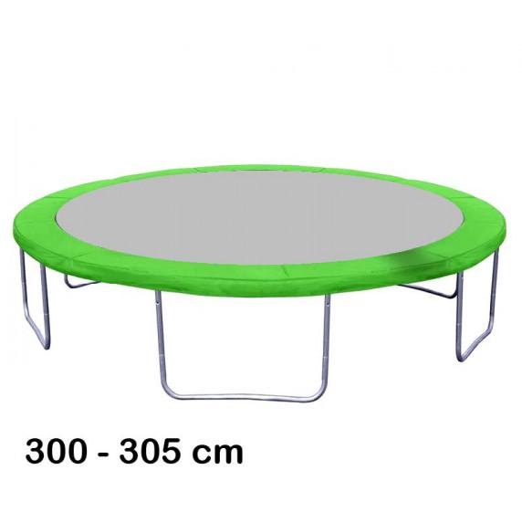 Osłona sprężyn do Trampoliny 305 cm (10 ft)  jasnozielona