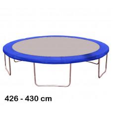 Osłona sprężyn do Trampoliny 430 cm (14ft) niebieska Preview