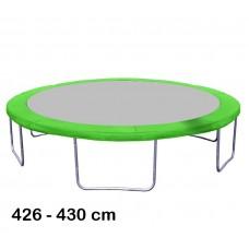 Osłona sprężyn do Trampoliny 430 cm (14 ft)  jasnozielona Preview