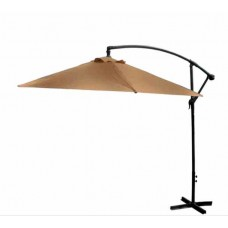 Parasol ogrodowy Exclusive Bony 300 cm coffee Preview