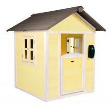 Domek Ogrodowy dla Dzieci LODGE Yellow axi 180 x 180 x 174 cm Preview
