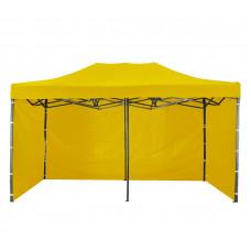 Namiot handlowy AGA 3S POP UP 3 x 6 m zielony Preview