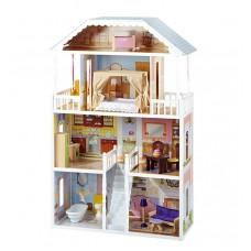 Domek drewniany dla lalek Aga4Kids ANNA  Preview