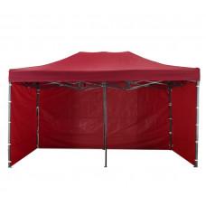 Namiot handlowy AGA 3S POP UP 3 x 6 m czerwony Preview