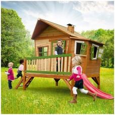 Domek ogrodowy AXI Emma dla dzieci, drewniany Preview