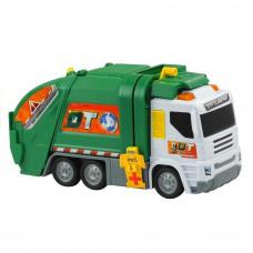 Auto śmieciarka Dickie z dźwiękiem i światłem 30 cm Preview