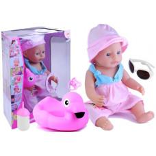 Inlea4Fun BABY MAY - interaktywna lalka 43 cm  Preview