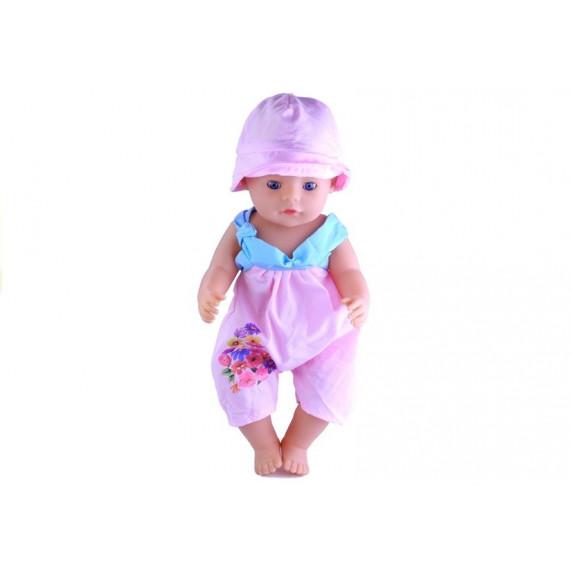Inlea4Fun BABY MAY - interaktywna lalka 43 cm