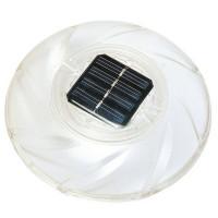 Pływajaca Lampka solarna do basenu Bestway 58111- średnica 18 cm