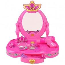 Toaletka dla dziewczynki Inlea4Fun z dźwiękami i światełkami + akcesoria Preview