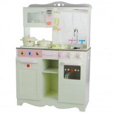 Kuchnia drewniana dla dzieci Bianka + akcesoria Preview