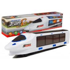 Inlea4Fun pociąg Pendolino na baterie, światła i dźwięk Preview