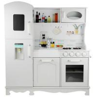 Kuchnia drewniana dla dzieci Inlea4Fun Nela + akcesoria