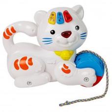 Interaktywny kotek dla najmłodszych - zabawka muzyczna Preview