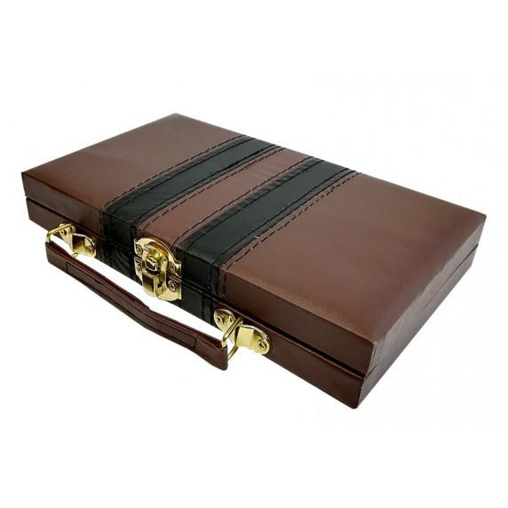 Gra towarzyska inlea4Fun Domino - w walizce