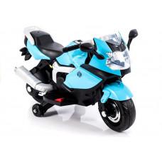 Motorek elektryczny dla dzieci LB9909 niebieski