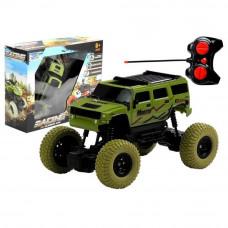 Auto R/C zdalnie sterowane Monster Truck, zielone Preview