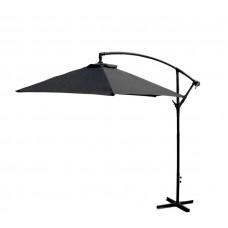 Parasol ogrodowy Exclusive Bony 300 cm szary Preview