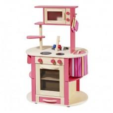 Kuchnia drewniana dla dzieci Aga4Kids Delicates Cookies wysokość 105 cm Preview