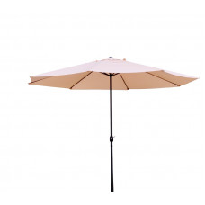 Parasol ogrodowy Classic 400 cm beżowy Preview