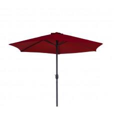 Parasol ogrodowy Classic 400 cm ciemnoczerwony Preview