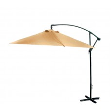 Parasol ogrodowy Exclusive Bony 300 cm beżowy Preview