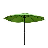 Parasol ogrodowy Classic 300 cm zielony