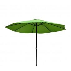 Parasol ogrodowy Classic 300 cm zielony Preview