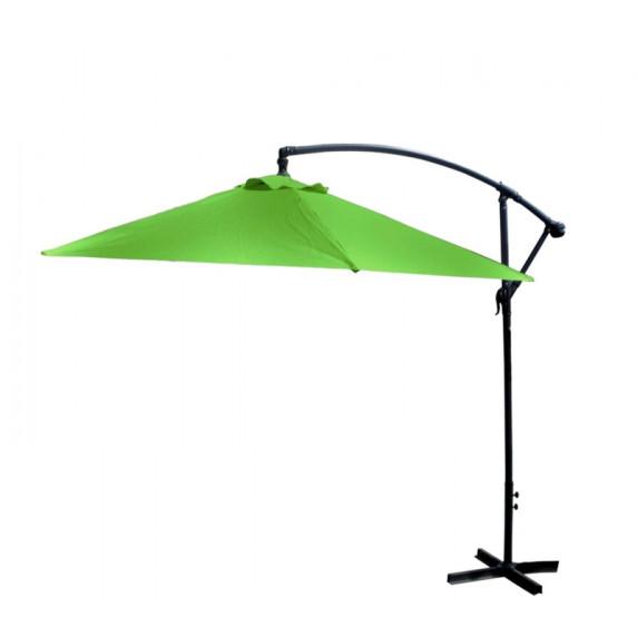 Parasol ogrodowy Exclusive Bony 300 cm jasnozielony