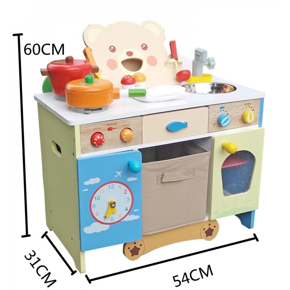 Kuchnia Drewniana Dla Dzieci Aga4kids Felicia Akcesoria Kuchnie Dla Dzieci Text Page Sub Title