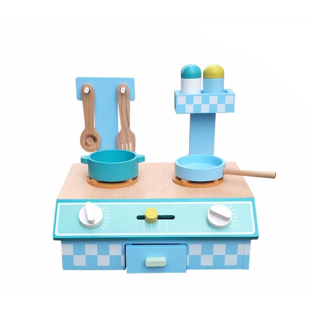 Mini Kuchnia Drewniana Dla Dzieci Aga4kids Lenora Niebieska Akcesoria Kuchnie Dla Dzieci Textpagesubtitle