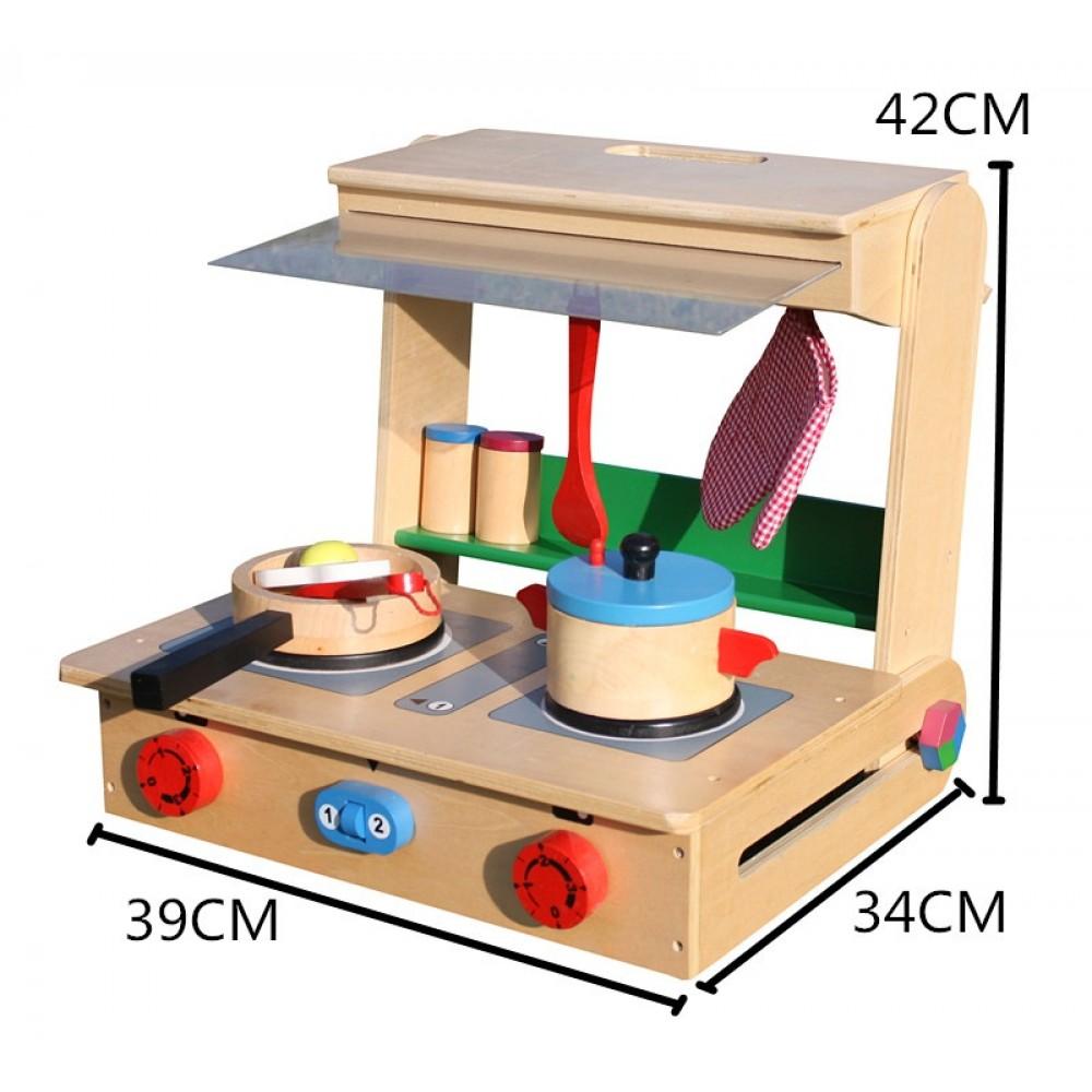 Mini Kuchnia Drewniana Dla Dzieci Aga4kids Polly Wysokość 42 Cm Kuchnie Dla Dzieci Textpagesubtitle