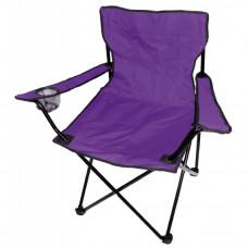 Krzesło turystyczne Linder Exclusiv Angler PO2467 fioletowe Preview
