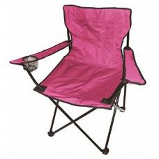 Krzesło turystyczne Linder Exclusiv Angler PO2471 różowe Preview