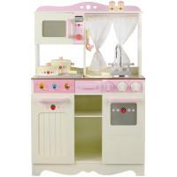 Kuchnia drewniana dla dzieci Aga4Kids Retro Cooker + akcesoria