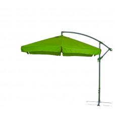 Parasol ogrodowy Exclusive Garden 300 cm jasnozielony Preview
