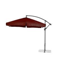 Parasol ogrodowy Exclusive Garden 300 cm brązowy