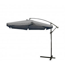 Parasol ogrodowy Exclusive Garden 300 cm szary Preview
