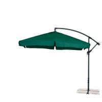 Parasol ogrodowy Exclusive Garden 300 cm zielony