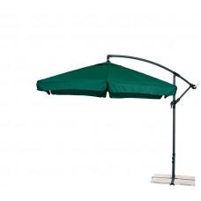 Parasol ogrodowy Exclusive Garden 300 cm zielony Preview