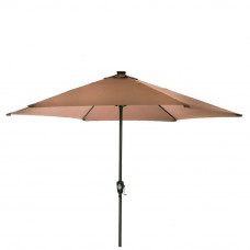 Parasol ogrodowy  Classic LED + USB 300 cm Beige Preview
